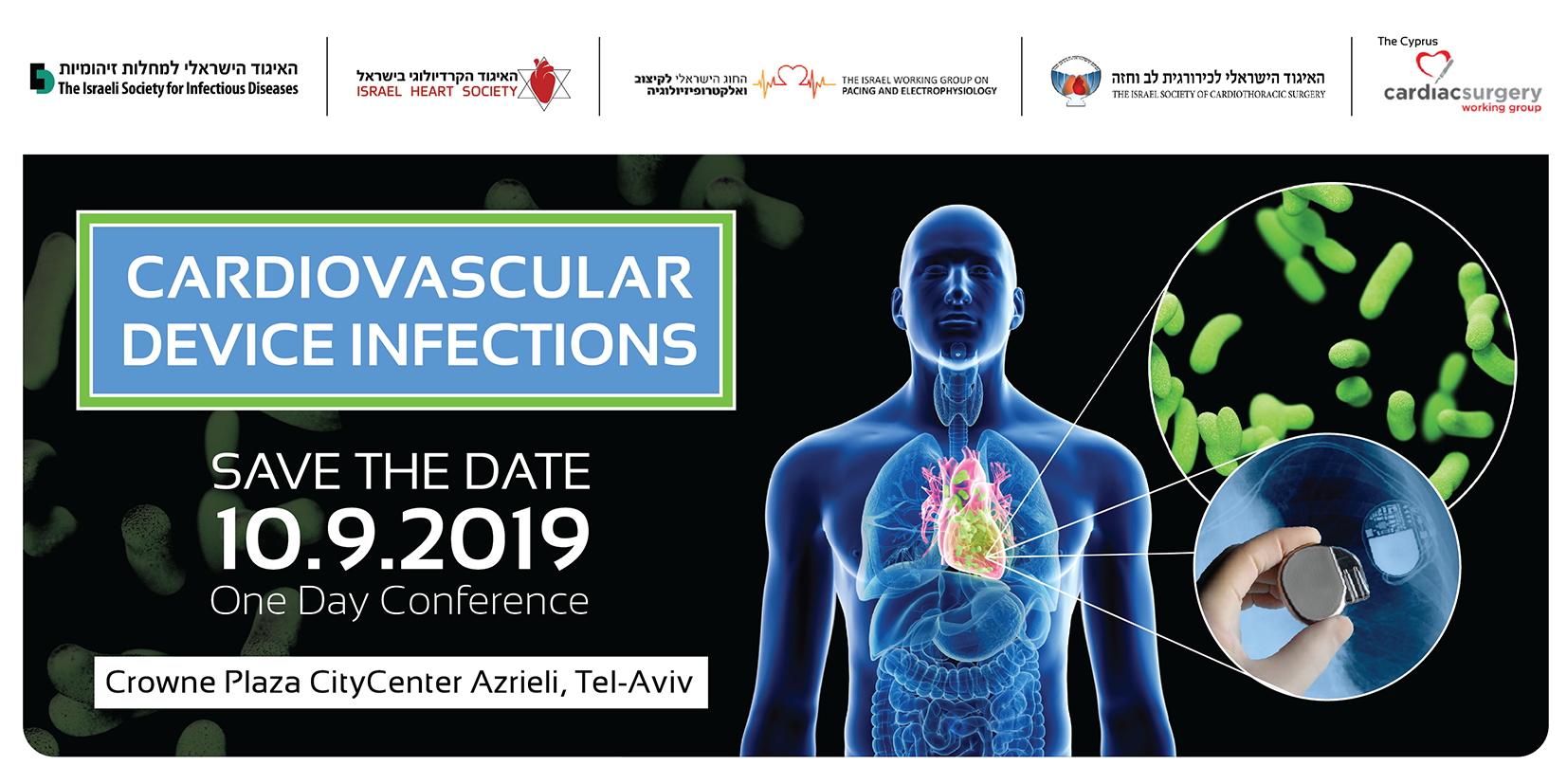 Cardiovascular Device Infections - 10/9/2019