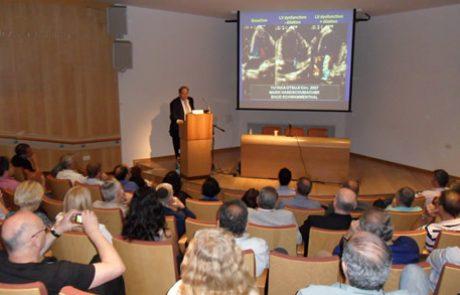 מפגש משותף של החוג הישראלי לאקוקרדיוגרפיה  והאיגוד לכירורגית לב חזה | 28/10/2011