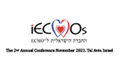 iECMO | The 2nd Annual Conference | November 2021 | Tel Aviv, Israel
